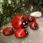 Rocks For Artistic Yard And Garden Designs Cute Rockpainting Ideas