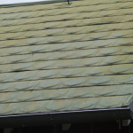 Roofing Paint Metal Shingled Roof