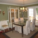 Room Wall Paint Color Ideas Calm Green Dining