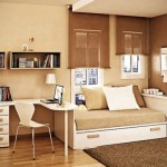 Small Bedroom Brown Paint Color