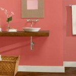 Small Powder Room Sinks Behr Paint Color