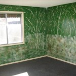 Sponge Painting For Wall Paint Ideas