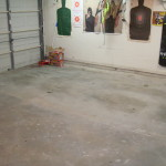 Step Flooring Used The Epoxy Floor Coating They Have Lowes