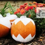 Such Cool Pumpkin Painting Designs From Petit Elefant