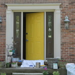 The Best Ideas For Painting Exterior Door