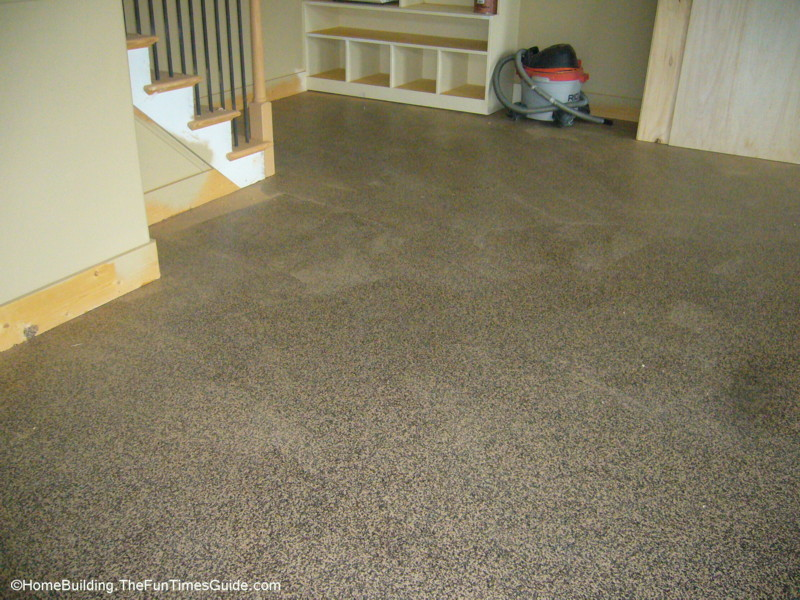 The Best Type Garage Floor Coating Apply Your