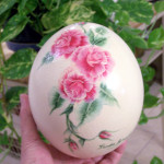 The Egg Painted