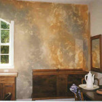 The Faux Painting Techniques For Walls