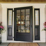 The How Paint Colors For Front Doors