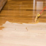 The How Refinish Hardwood Floor Out Sanding