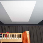 The Marvelous Picture Above Part How Paint Ceiling Article