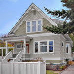 The Paint Combinations Ranch Style House For Exterior