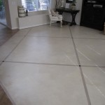 The Pictures Painted Concrete Floors