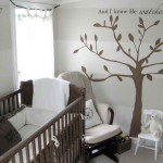 The Terrific Image Above Section How Paint Tree Wall