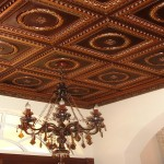 The Tin Ceiling Tiles Home Depot For Decor