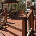 Think Design Using Composite Deck Railing