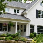 Thinking About Painting The Exterior Your Brick House