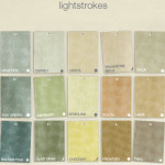 Three Different Specialty Paint Glazes Help The Home Decorator