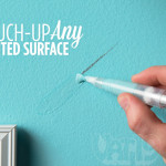 Touch Marks Any Painted Surface Slobproof Paint Retouching
