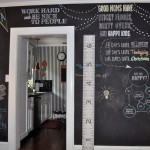 Trends Chalkboard Paint Ideas