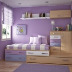 Two Colors Wall Paint Trend Interior Decoration