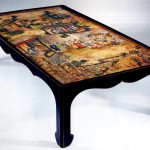 Unique Fine Furniture Hand Crafted Painted