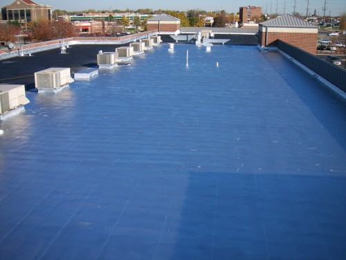 Various Reflective Roof Products Parker The Coatings