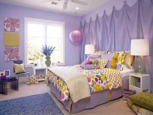 Wall Cool Teenagers Bedroom Ideas Unique Painting