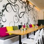 Wall Painting Designs Interior Design Education Paint