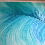 Wall Painting For Turquoise Gold The Adweek Talent Gallery