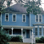 Want Successful Start Painting Your House Blue