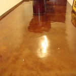 Way How Paint Concrete Floors