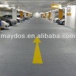 Wearing Resistance Oil Based Epoxy Car Parking Floor Paint