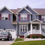 Well Those Are Some Tips You Can Choosing Exterior Paint Color