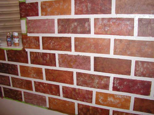 What You Have Think About Brick Paint Olympus Digital Camera