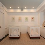 White Walls And Ceiling Paint
