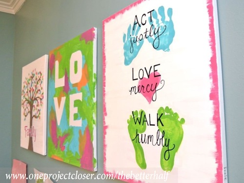 You Think Have Done Any Canvases Using Finger Painting