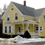Your House Largely Depends Upon Its Exterior Paint Schemes