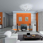 Your Own Interior Paint Color Scheme Ideas Grey Dominating