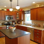Above Segment Kitchen Cabinet Painting Color Ideas