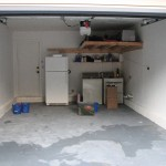 After That Painted The Walls And Cut Back Overhead Storage Space