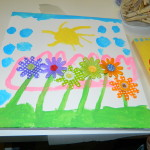 Art Canvas Your Supplies For