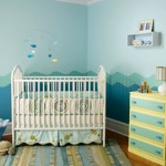 Baby Boys Nursery Room Paint Colors Theme Design Ideas Seaside Street