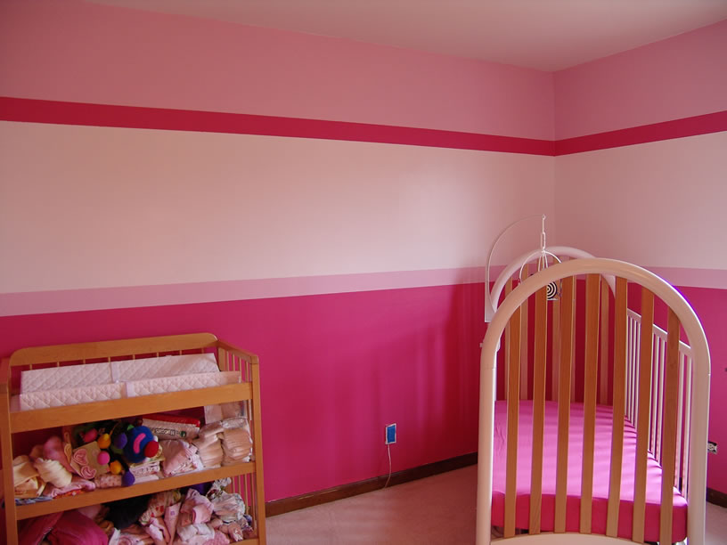 Baby Room Paint Best Nursery Painters Mountain View