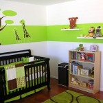 Baby Room Painting Ideas Bright Color