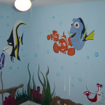 Baby Room Painting Ideas Theme