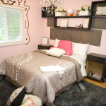 Bedroom Pink Wall Paint