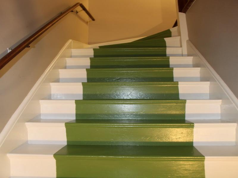 Best Painted Stairs And Ideas For Decorate