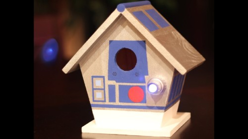 Birdhouse Paint Designs