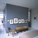 Blue Paint Wall Idea For Modern Bedroom Your